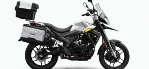 Treffen Sie Motron, eine Motorradmarke von KSR