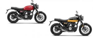 2021 Honda CB350 RS ist nur für Indien … Seufzer